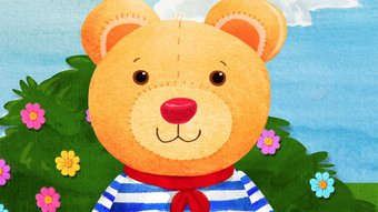 Image de My Teddy Bear | Super Simple Songs