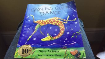 Image de Giraffes Can't Dance by Giles Andreae - Mr Wickins Reads