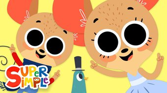 Image de Wind The Bobbin Up | Kids Songs | Super Simple Songs