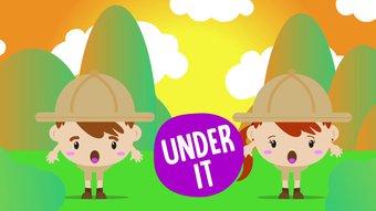 Image de We're Going on a Bear Hunt | Popular Song for Preschoolers | The Kiboomers