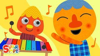 Image de My Happy Song | featuring Noodle & Pals | Super Simple Songs