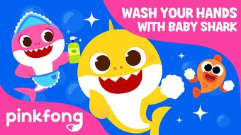 Image de Wash Your Hands with Baby Shark   Baby Shark Hand Wash Challenge   @Baby Shark Official