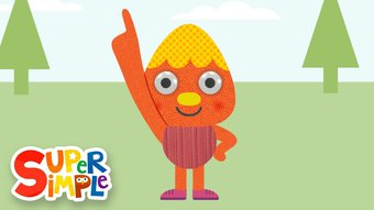 Image de One Little Finger | featuring Noodle & Pals | Super Simple Songs