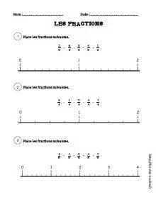 Image de Les fractions CM1-CM2 - Fée des écoles