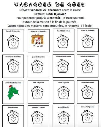 Image de Bilan de la période 2 chez les tout-petits et petits de Géraldine - école petite section