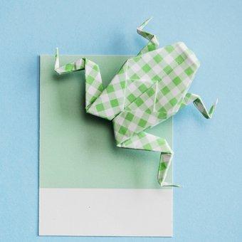 Image de Origami Printemps : les activités en papier de Tête à modeler