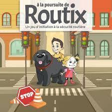 Image de A la poursuite de Routix : un jeu d'initiation à la sécurité routière
