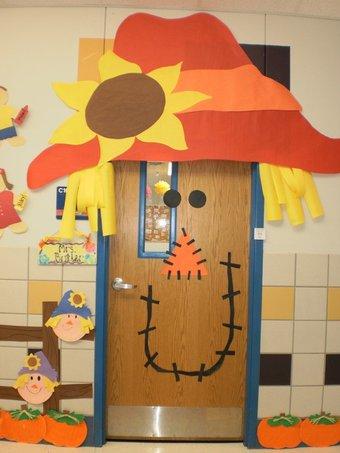 Image de Décorer sa porte de classe