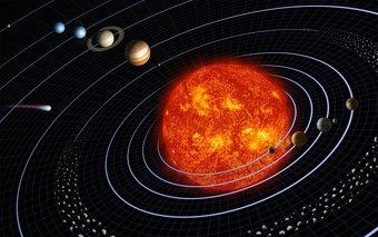 Image de Système solaire : jeu du Cosmo Voyageur