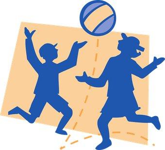 Image de Des jeux collectifs pour l'école maternelle
