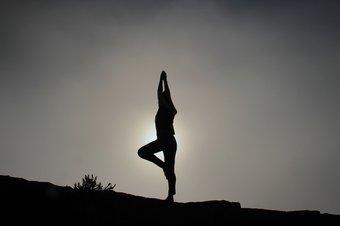 Image de Yoga avec son enfant