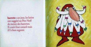 Image de Le dictionnaire du Père Noël