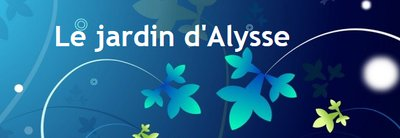 Photo de profil de Le jardin d'Alysse