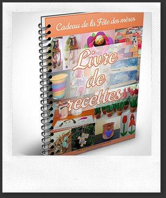 Image de Un livret d'idées de cadeaux pour la fête des mères