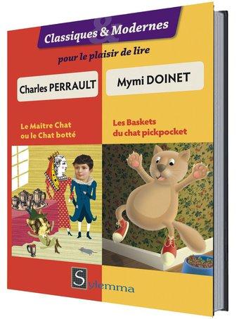 Image de Chat botte + baskets du chat pickpocket