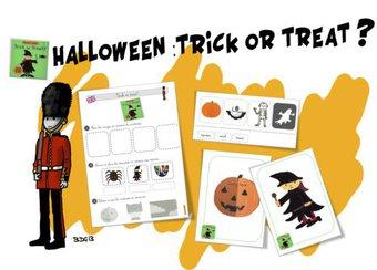 Image de Anglais : Trick or treat ?