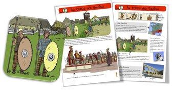 Image de L'Antiquité : les Gaulois et les Romains