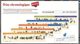 Image de Frise Chronologique aux Editions Retz