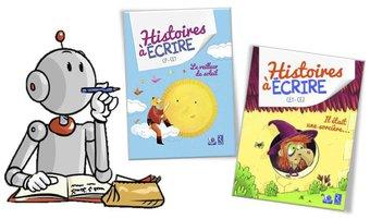 Image de La production d'écrits CP-CE1 et CE2 : Histoires à écrire aux Éditions Retz