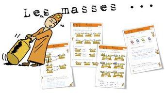 Image de Maths – Mesure : les masses