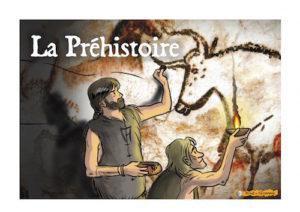 Image de Histoire : La Préhistoire