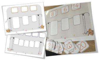 Image de Ateliers numération : ranger les nombres en CP et CE1