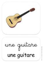 Image de Instruments de musique – affichage, écoute