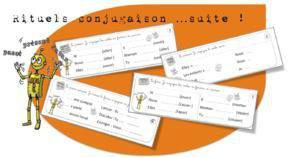 Image de Conjugaison: ex journaliers de systématisation-CE1