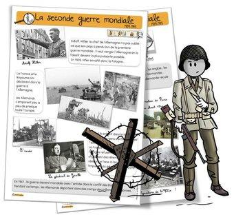 Image de CE1 : La seconde guerre mondiale