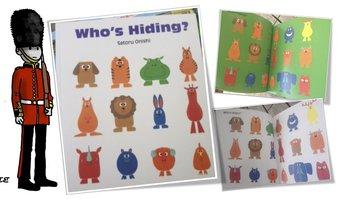 Image de Anglais : Who's hiding ?