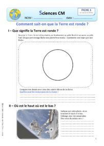 Image de Sciences : Le Calendrier CM