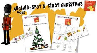 Image de Anglais : Spot's first Chrismas