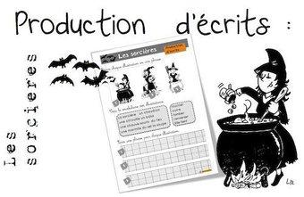 Image de Production d'écrits : les sorcières