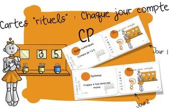 Image de Rituels maths : Chaque jour compte CP