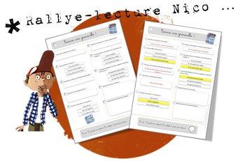 Image de Rallye-lecture Nico CE1-CE2