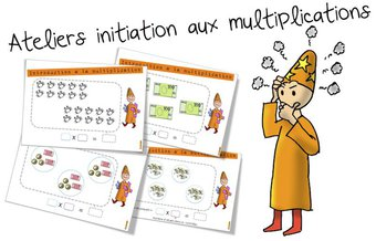 Image de Ateliers : La multiplication ( initiation )