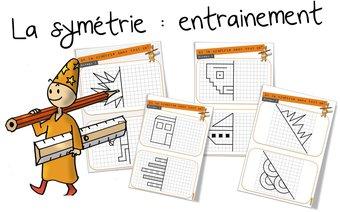 Image de La symétrie : entrainement