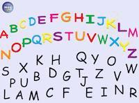 Image de Test sur l'alphabet majuscule