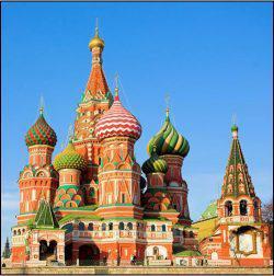 Image de CE1/CE2 • Littérature • Projet Russie