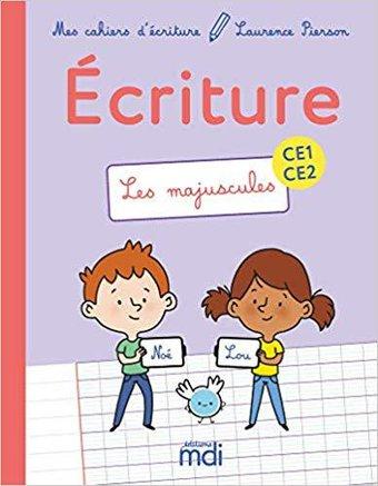 Image de CE1/CE2 • Français • « Mes cahiers d'écriture - Les majuscules, MDI » -