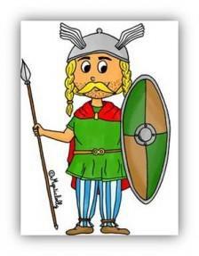 Image de CE2 • Histoire • Les peuples de la Gaule