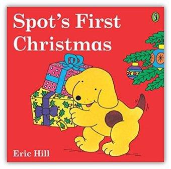 """Image de CE1/CE2 • Anglais • """"Spot's First Christmas"""""""