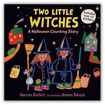 "Image de CE1/CE2 • Anglais • ""Two Little Witches"" -"