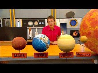 Image de C'est pas sorcier -Le système solaire