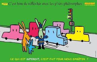 Image de Les ptits philosophes de Pomme d'Api