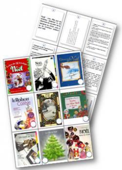 Image de Tri de textes (et de livres) sur Noël