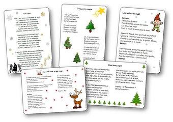 Image de Chansons, comptines et poésies de Noël