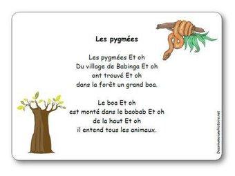 Image de Comptine « Les pygmées »