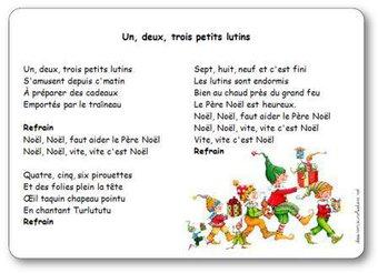 Image de « Un, deux, trois petits lutins », une chanson de Chantal Dubois