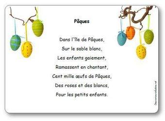 Image de Comptine « Pâques »